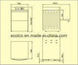 Mini Undercounter macchina della lavapiatti di Eco-T1