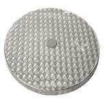 傘の穴(SSC-04)が付いているアルミニウムテーブルの上