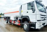 판매를 위한 15m3 Sinotruk HOWO 6X4 연료 또는 석유 탱크 Truck/290HP 유조선