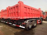 Sinotruk HOWO 6X4 덤프 팁 주는 사람 트럭
