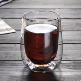 Uísque Hand-Made caneca de vidro de dupla parede de vidro caneca de café