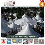 [10م10م] [بغدا] خيمة مع شفّافة [بفك] بناء لأنّ حزب خيمة