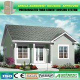 Vor-Gebildeter Stahlrahmen FertigPanelized Haus-Licht Stahllandhaus-Haus