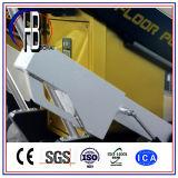 Máquina pulidora del terrazo de la toma de la máquina concreta de la amoladora