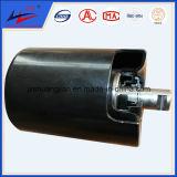 La cinta transportadora del rodillo estable en la fábrica del diseño