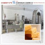 Saiheng sulla linea di produzione completamente automatica del biscotto della cialda di vendita