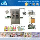 Máquina de etiquetado que encoge caliente automática de la funda de la botella