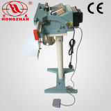 Pedal automático máquina de sellado automático con sellador Semi pie magnético eléctrico y el cilindro certificado CE Bolsas para embalaje y de la película