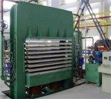 Volle automatische mehrschichtige heiße Presse-Maschine für Furnierholz