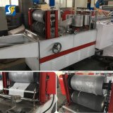 Fabricación de papel grabada maquinaria de la servilleta del tejido de la producción del papel de la servilleta de la Virgen