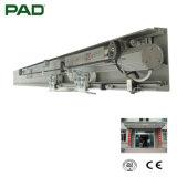 Sistema automático de portas deslizantes para Edifício Residencial