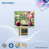 ODM Innloux LCD van 3.5 Duim het Scherm van de Vertoning 320X240 met het Scherm van de Aanraking/Interface 50pin MCU