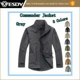 Оптовое водоустойчивое пальто резвится воинская куртка Softshell