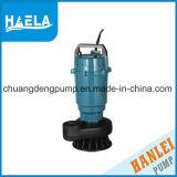1HP Qdx1.5-32-0.75f angeschaltene versenkbare Wasser-Solarpumpen