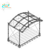Aluminiumdach-Binder mit Stadiums-System