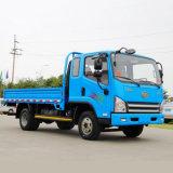 La Chine FAW 4X2 5 tonne Camionnette chariot Cargo Truck