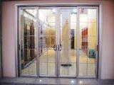 Коммерческие стандартная конструкция из алюминия сдвижной двери