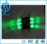 Parafuso prisioneiro plástico da estrada da luz do caminho do ABS da promoção com folha reflexiva