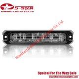 Super Bright 18W R65 Strobe LED a piscar a Luz de Aviso de Emergência da grelha