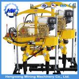 Bourreur ferroviaire hydraulique de ballast de machine de damage du longeron Yd-22