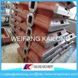 Niedriger Preis-Vakuumprozess-Gussteil-formenmaschinen-Kolben