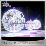 Света свадебного банкета и украшения светов рождества шарика шнура светлые