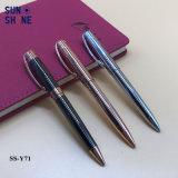 Haute qualité stylo à bille de métal plaqué lourd stylo Cadeaux