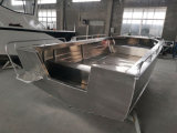 barca di alluminio di controllo di centro 485c/barca aperta/barca di crociera/battello di servizio