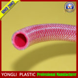 Boyaux de jardin renforcés flexibles de PVC