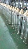 Os impulsores duplo 1.5HP bomba submersível de poços
