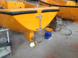 Barco salva-vidas de alto desempenho Marine GRP aberto para venda