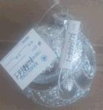 Brousse Noël Bille de verre clair avec des bijoux