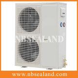 Mini tipo unidad de condensación con bimotor