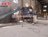 Высокий уровень выходного сигнала резиновые перерабатывающая установка шин