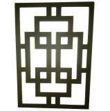 3mm épais feuille en aluminium perforé et panneau de paroi décorative