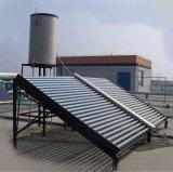 Collettore termico solare evacuato delle valvole elettroniche