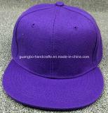 カスタム赤6のパネルの急な回復のブランクの帽子