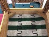 Headboard ткани типа комнаты двойного стандарта гостиницы самомоднейший и самомоднейшая мебель спальни (GLB-204)