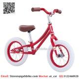 균형 자전거 자전거가 발 힘에 의하여 농담을 한다