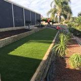 Высота 45 мм плотность 18900 Ladms10 широко использовать искусственных травяных рулон для украшения сад на крыше