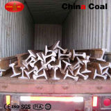 Estrada de ferro de aço clara da alta qualidade 22kg/M