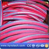 Vente chaude de boyau tressé de vapeur de fil d'acier