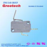 Beste Micro- van de Prijs 5A 5e4 25t125 Schakelaar van de Micro- Fabriek van de Schakelaar