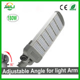 Justierbares 180W LED Straßenlaterneder gute Qualitäts