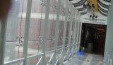 Mur rideau en verre de trame de l'espace