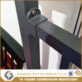 Inferriata di alluminio su ordinazione all'ingrosso per l'esterno