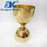 Het aangepaste Gieten van het Brons en van het Koper met het Machinaal bewerken
