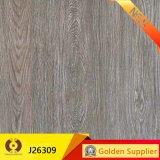 Azulejo de suelo de cerámica rústico del azulejo de madera (J26307)