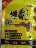 Embalagem de alimentação de peixe Máquinas de fazer embalagens Sacos pequenos