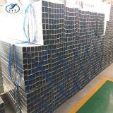Los materiales de construcción del tubo digestivo /Pre/tubo de acero galvanizado cuadrado Tubo de acero galvanizado